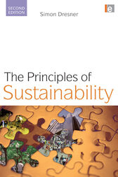 The Principles of Sustainability by Simon Dresner