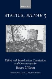 Statius Silvae 5 by Bruce Gibson