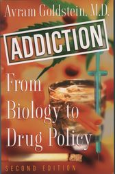 Addiction by Avram Goldstein