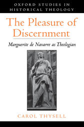The Pleasure of Discernment by Carol Thysell