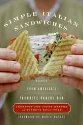 Simple Italian Sandwiches by Jennifer Denton