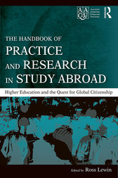 The Handbook of Practice and Research in Study Abroad by Ross Lewin