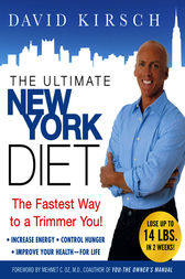 The Ultimate New York Diet by David Kirsch