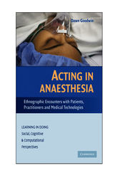 Acting in Anaesthesia by Dawn Goodwin