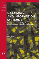Databases and Information Systems V by H.-M. Haav