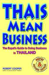 Thais Mean Business by Robert Cooper