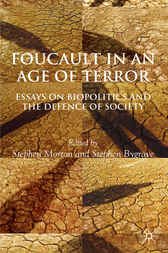 Foucault in an Age of Terror by Stephen Morton