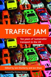 Traffic jam by Iain Docherty