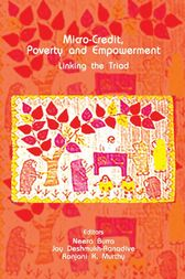 Micro-Credit, Poverty and Empowerment by Neera Burra