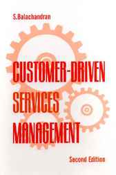 Customer-Driven Services Management by S Balachandran