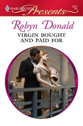 Virgin Bought and Paid For by Robyn Donald