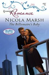 The Billionaire's Baby by Nicola Marsh