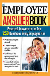 The Employee Answer Book by Diana Brodman Summers