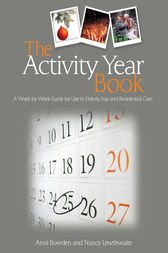 The Activity Year Book by Anni Bowden