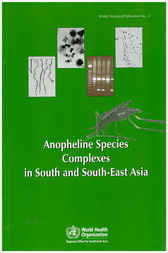 Anopheline Species Complexes in South and South-East Asia by World Health Organization