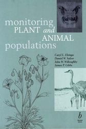 Monitoring Plant and Animal Populations by Caryl L. Elzinga