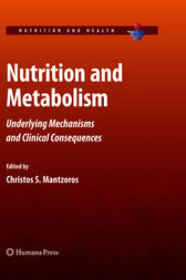 Nutrition and Metabolism by Christos S. Mantzoros