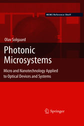 Photonic Microsystems by Olav Solgaard