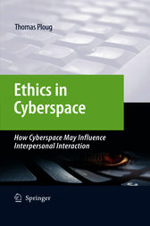 Ethics in Cyberspace by Thomas Ploug