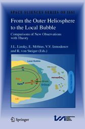 From the Outer Heliosphere to the Local Bubble by J.L. Linsky