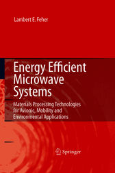 Energy Efficient Microwave Systems by Lambert E. Feher
