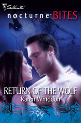 Return of the Wolf by Karen Whiddon
