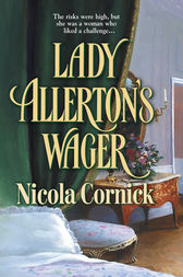 Lady Allerton's Wager by Nicola Cornick