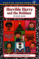 Horrible Harry and the Holidaze by Suzy Kline
