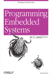 Programming Embedded Systems by Michael Barr