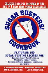 Sugar Busters! Cookbook by H. Leighton Steward