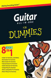 Guitar All-in-One For Dummies by Consumer Dummies