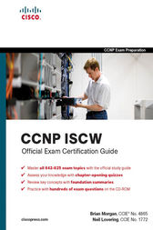 CCNP ISCW Official Exam Certification Guide by Brian Morgan