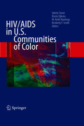 HIV/AIDS in U.S. Communities of Color by Valerie Stone