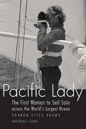 Pacific Lady by Sharon S Adams