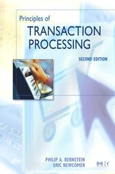 Principles of Transaction Processing by Philip A. Bernstein