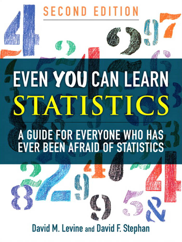 Download Ebook Even You Can Learn Statistics (2nd ed.) by David M. Levine Pdf