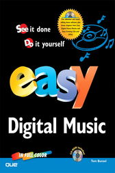 Easy Digital Music by Tom Bunzel