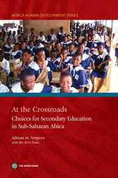 At the Crossroads by World Bank
