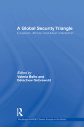 A Global Security Triangle by Valeria Bello