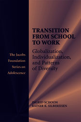 Transitions from School to Work by Ingrid Schoon