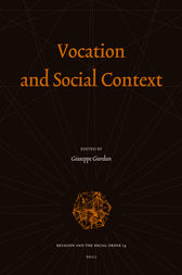 Vocation and Social Context by unknown