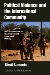 Political Violence and the International Community by Kirsti Samuels