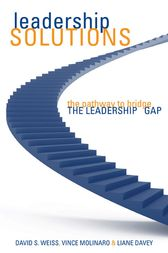 Leadership Solutions by David S. Weiss
