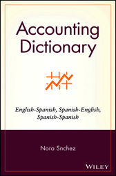 Accounting Dictionary by Nora Sánchez