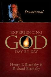Experiencing God Day by Day by Henry T. Blackaby