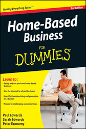 Home-Based Business For Dummies by Paul Edwards