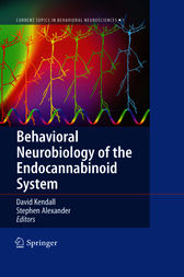 Behavioral Neurobiology of the Endocannabinoid System by Dave Kendall