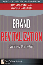 brand revitalization Revitalizing the brand • in virtually every product category entering new markets brand revitalization 4 repositioning 5 augmenting the product/services 6.