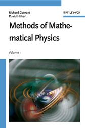 Methods of Mathematical Physics, Volume 1 by Richard Courant