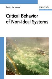 Critical Behavior of Non-Ideal Systems by Dmitry Yu. Ivanov